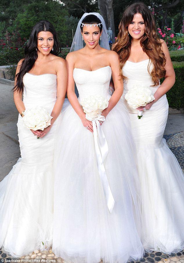 Vera Wang Bridal Gown Creation For Kim Kardashian The Business Haven